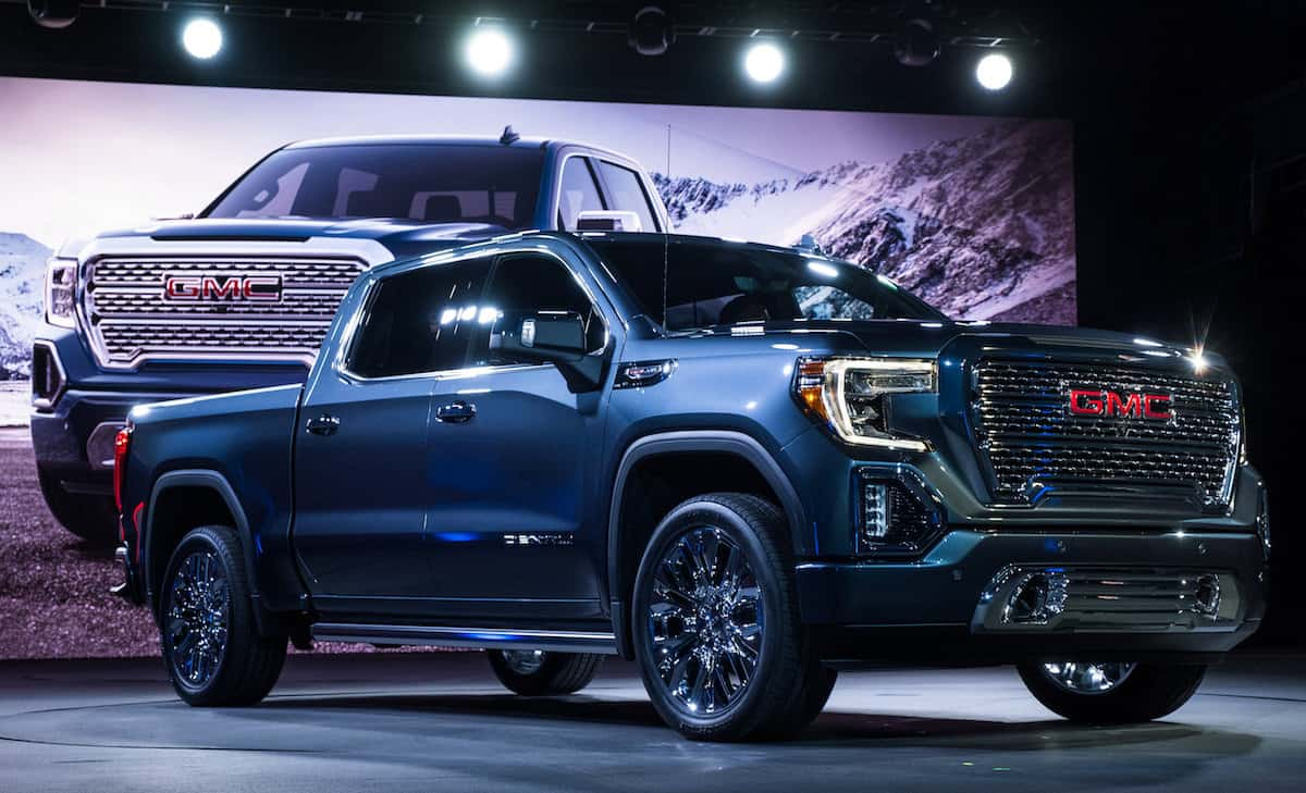 11 A 2019 Gmc Sierra Release Date Photos