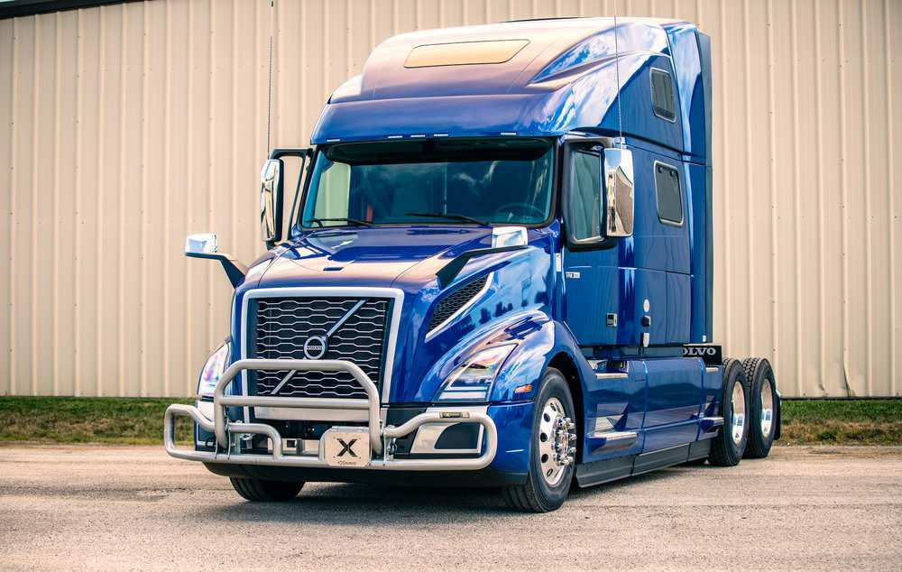 11 A 2019 Volvo Truck 860 Pictures