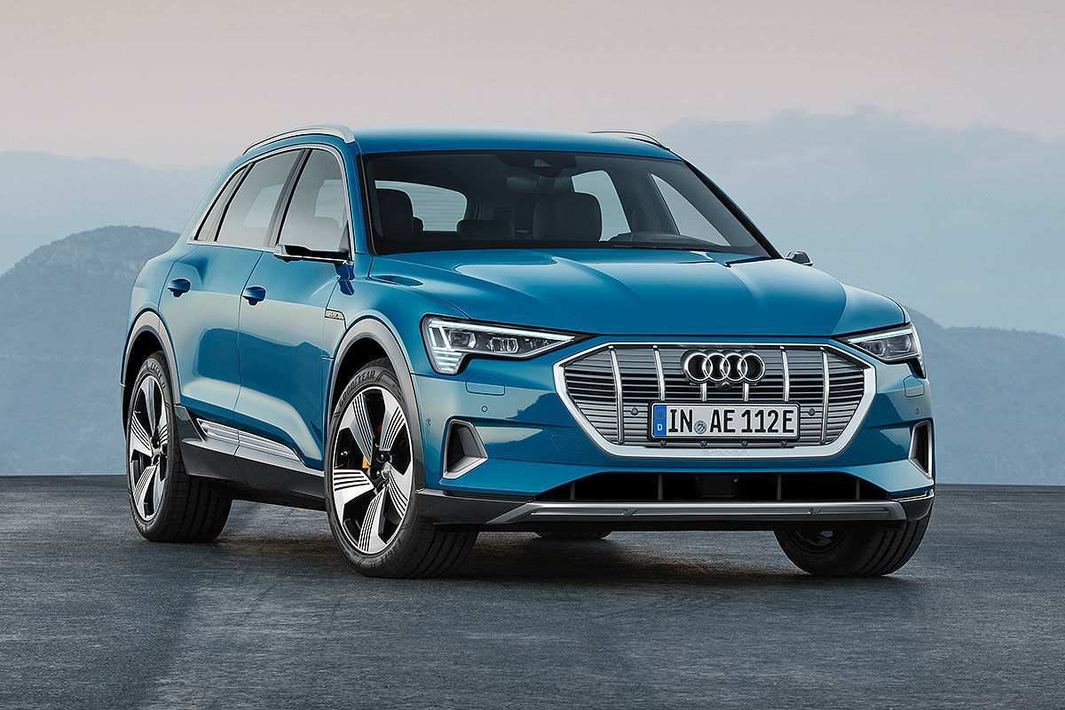 11 A 2020 Audi E Tron Suv Specs And Review
