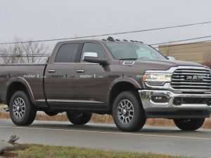 11 A 2020 Dodge Ram 2500 Limited Price