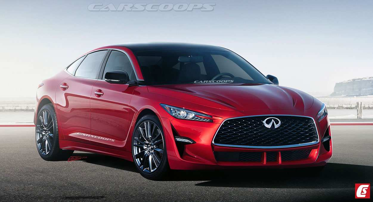 11 A 2020 Infiniti Q60 Red Sport New Review