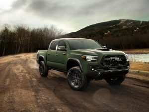 11 A 2020 Toyota Tundra Trd Pro Review and Release date