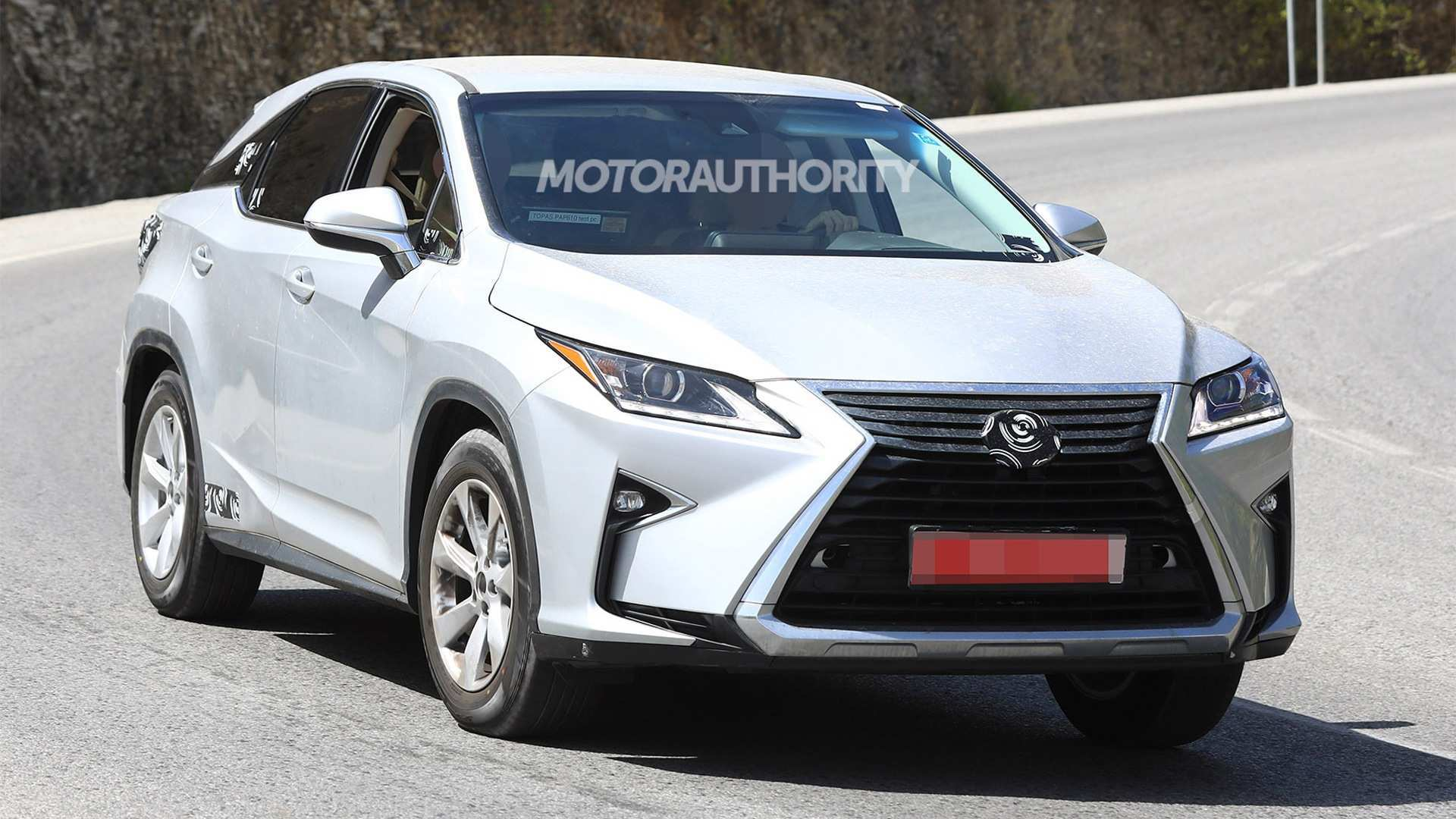11 A Lexus Rx Facelift 2019 Price And Release Date