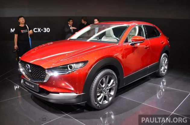 11 A Mazda Cx 30 2020 Ratings