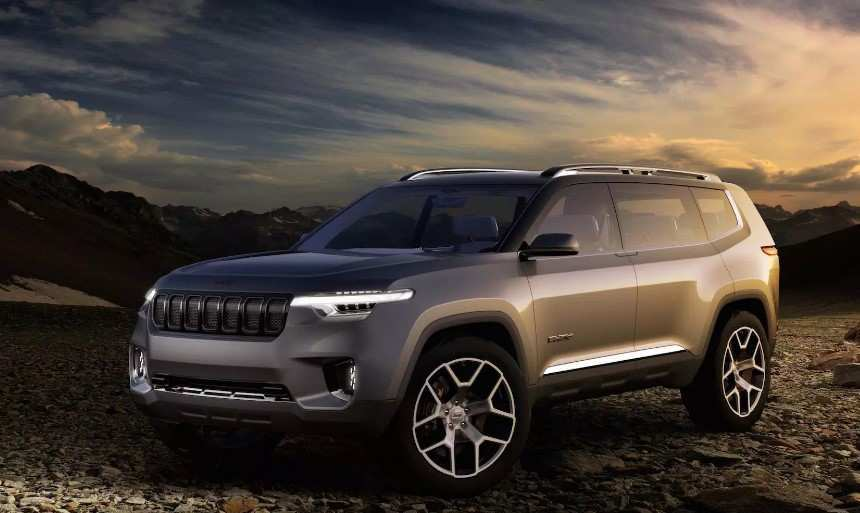 11 A New 2020 Jeep Grand Cherokee Picture