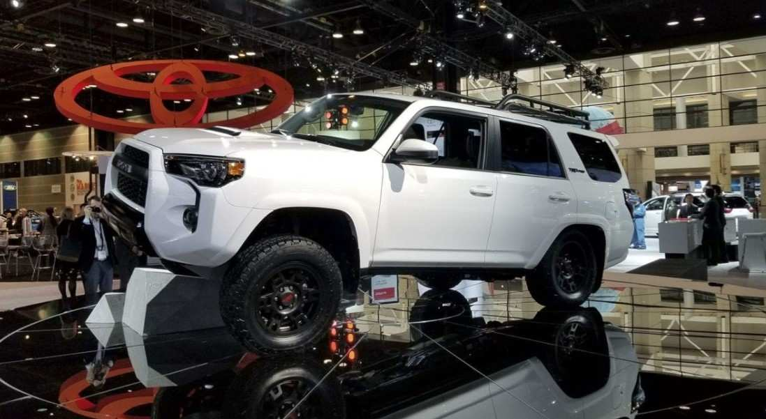 11 A Toyota 4Runner Update 2020 Redesign And Review