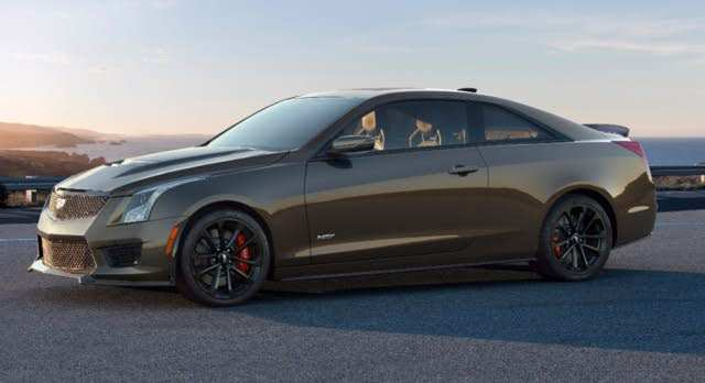 11 All New 2019 Cadillac Ats Coupe First Drive