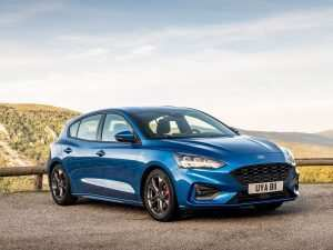 11 All New 2019 Ford Focus St Line Exterior