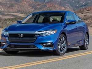 11 All New 2019 Honda Insight Review Interior
