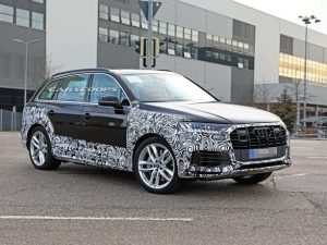 11 All New 2020 Audi Q7 Release Date Pricing