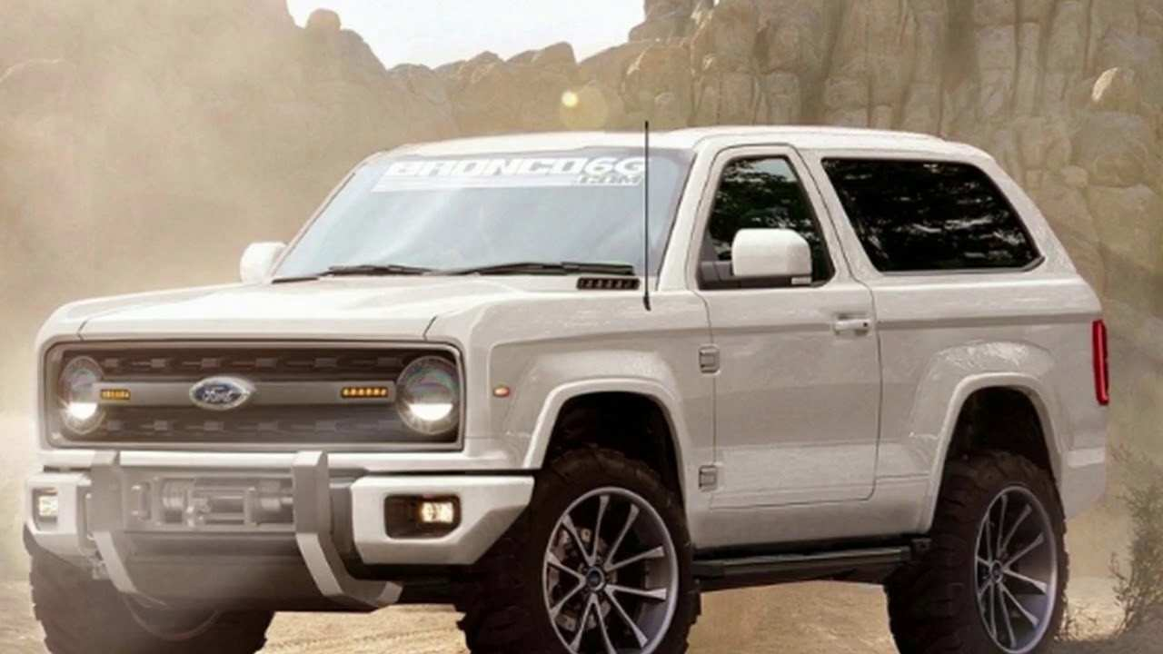 11 All New 2020 Ford Bronco Msrp Specs