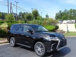 11 All New 2020 Lexus Gx Concept and Review