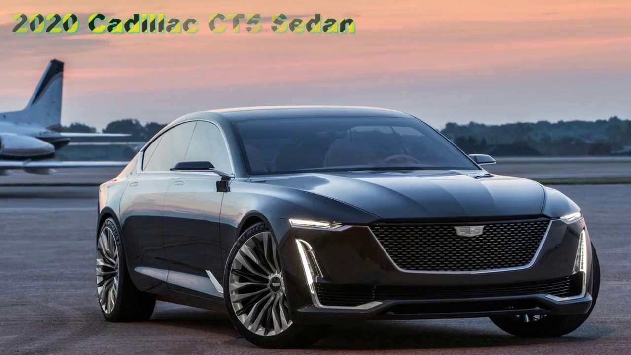 11 All New Cadillac Sts 2020 New Concept