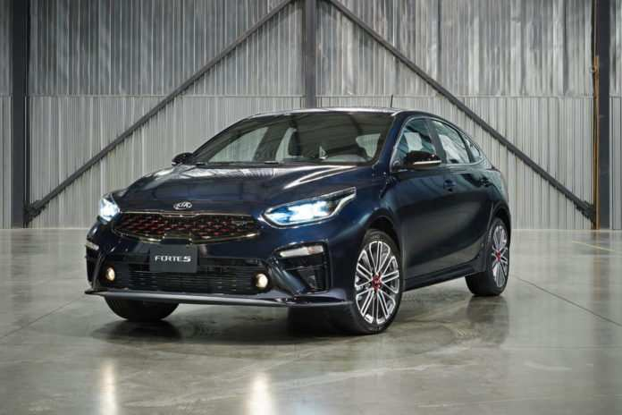 11 All New Kia K3 2020 Price Design And Review