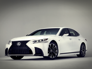 11 All New Lexus 2019 F Sport Images