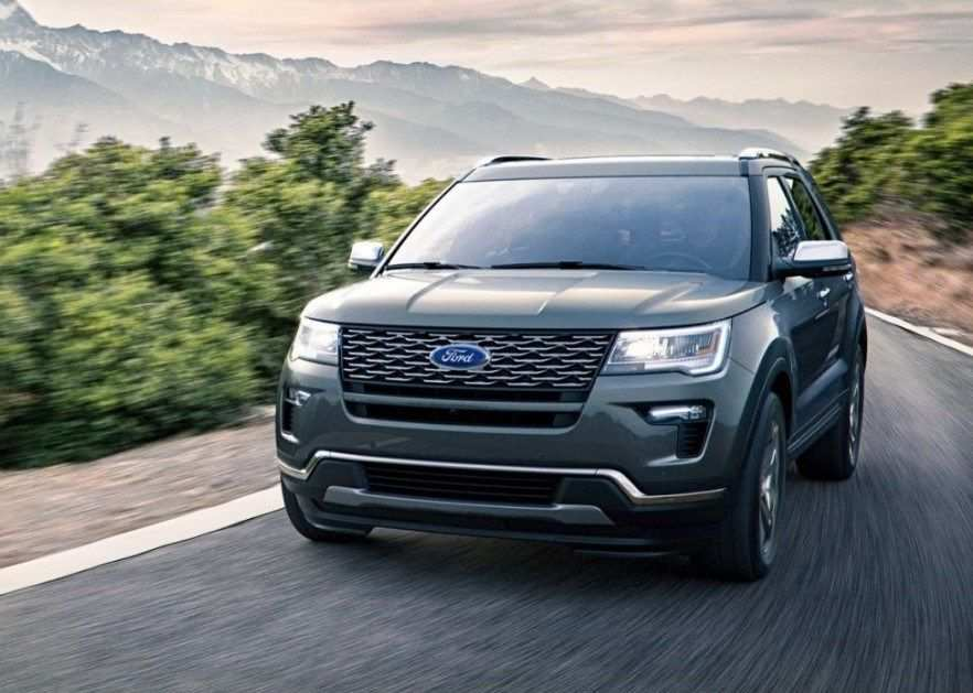 11 All New Xe Ford Explorer 2020 Review And Release Date
