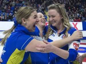 2019 Ford World Womens Curling Championship