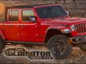 11 Best 2019 Jeep Truck Pictures Prices