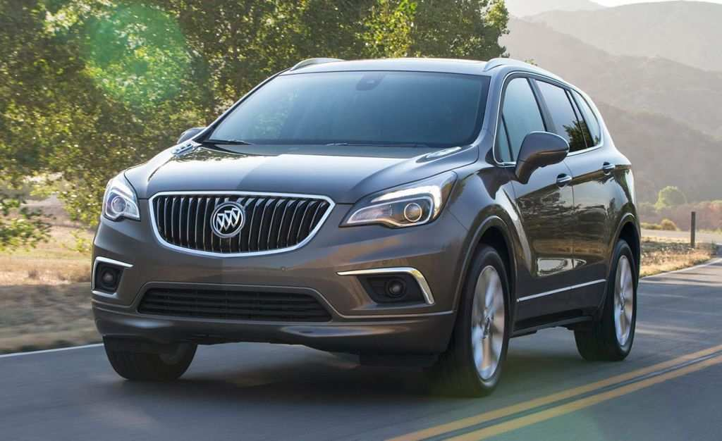 11 Best 2020 Buick Envision Release Date Pictures