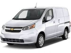 Chevrolet Express Van 2020
