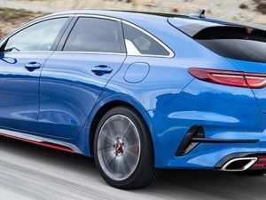 11 Best Kia Gt 2019 Concept and Review