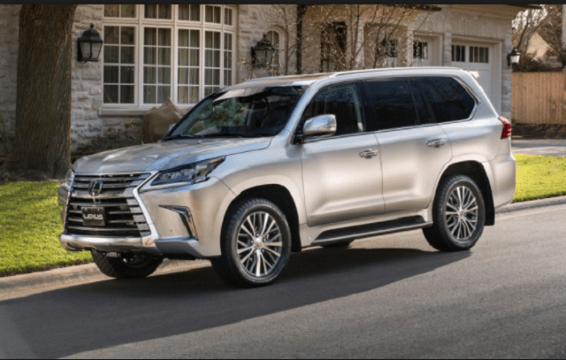 11 Best Lexus Lx 570 Model 2020 Release Date And Concept