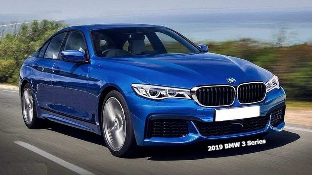 11 New 2019 Bmw 3 Series G20 Release