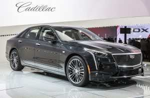 11 New 2019 Cadillac V8 Performance and New Engine