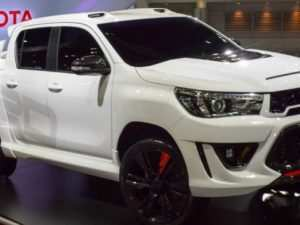 11 New 2019 Toyota Hilux Facelift Configurations