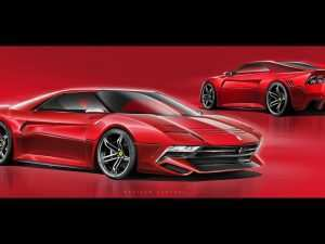 11 New 2020 Ferrari Models Research New