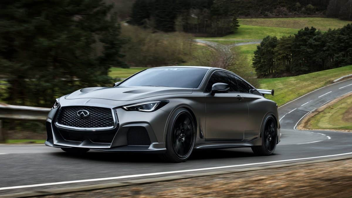 11 New 2020 Infiniti Q60 Red Sport Overview