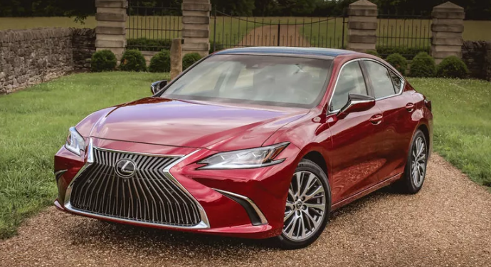 11 New Lexus Es 2020 Release Date Spy Shoot