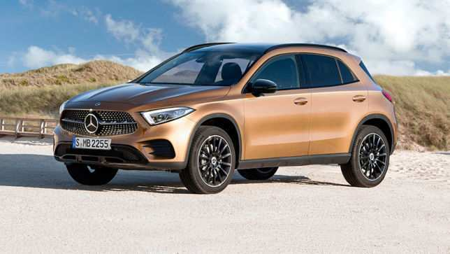 11 New Mercedes 2019 Gla Redesign And Concept