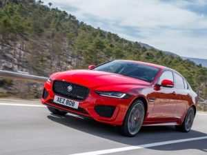 11 New New Jaguar Xf 2020 Review