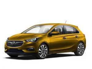 11 New Opel Corsa Electrico 2020 Photos