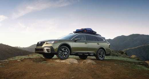 11 New Subaru Outback 2020 New York Release Date And Concept