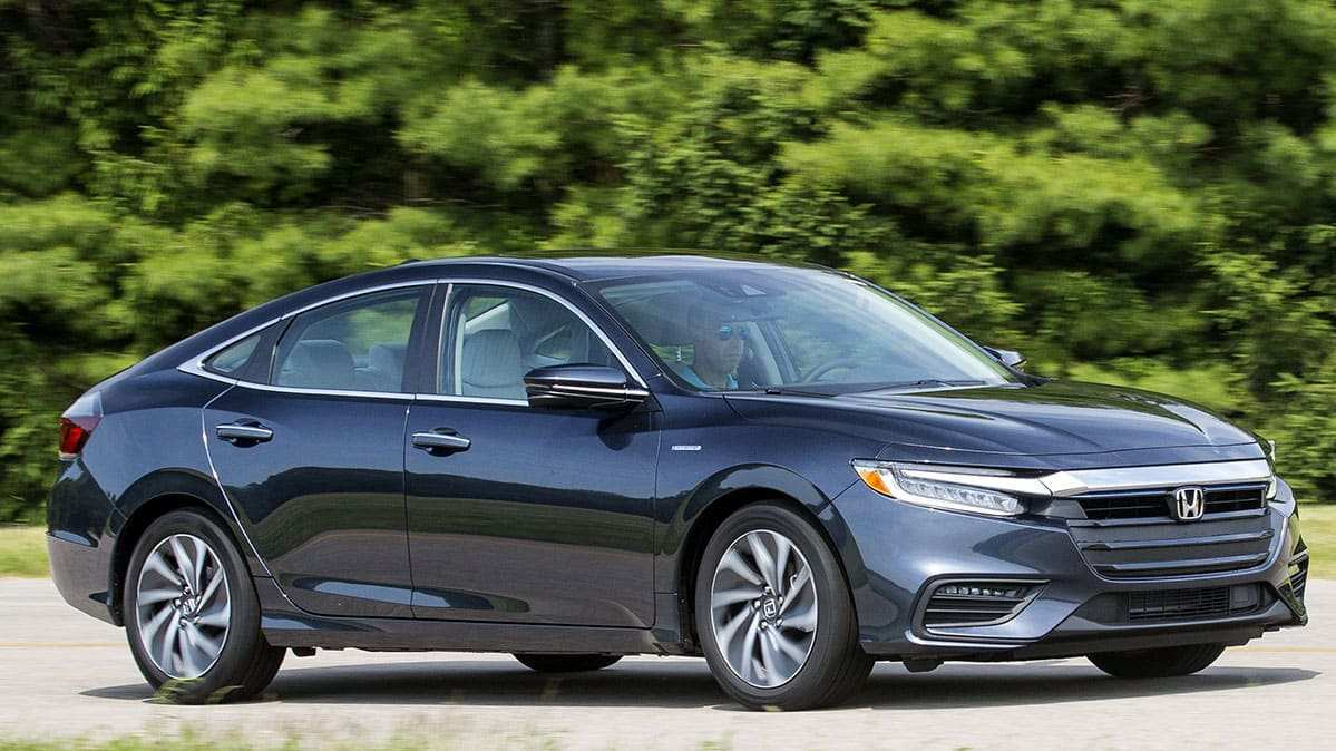 11 The 2019 Honda Insight Review Picture