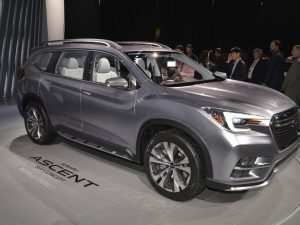 11 The 2019 Subaru Suv Price and Review