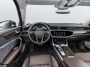 11 The Audi A6 2020 Interior First Drive