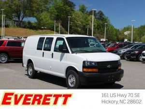 2019 Chevrolet Express Van