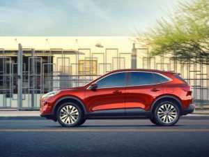 11 The Best 2019 Ford Escape Hybrid Redesign and Concept