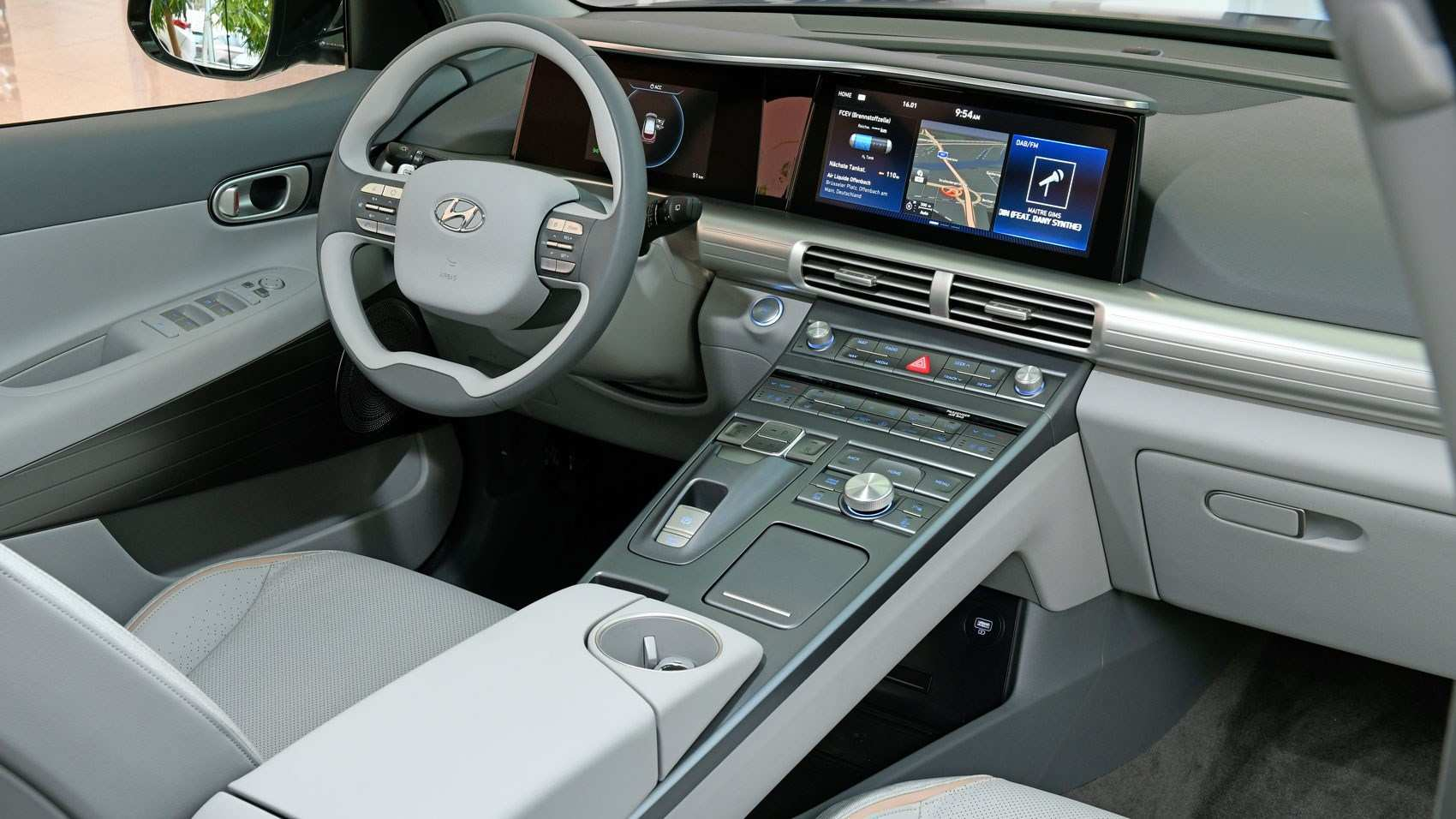 11 The Best 2019 Hyundai Nexo Interior Concept And Review