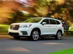 11 The Best 2019 Subaru Ascent Towing Capacity Review