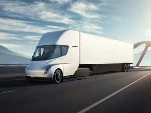 11 The Best 2019 Tesla Semi Truck Redesign and Concept