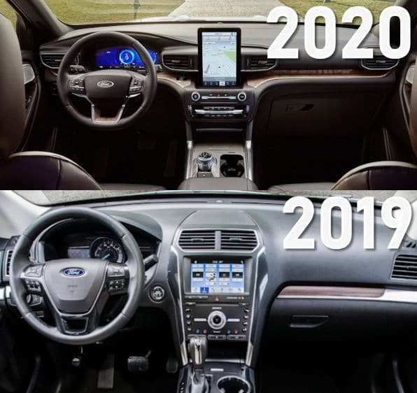11 The Best 2020 Ford Explorer Interior Release Date