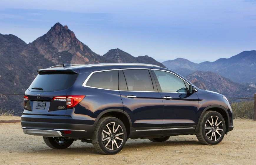 11 The Best 2020 Honda Pilot New Model And Performance