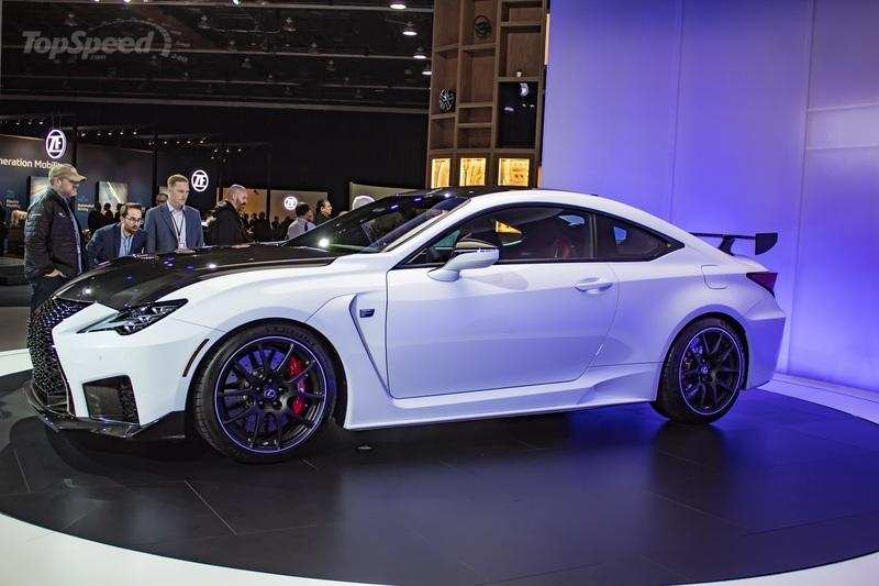 11 The Best 2020 Lexus Rc F Track Edition 0 60 Specs