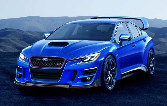 11 The Best 2020 Subaru Impreza Wrx Sti Images