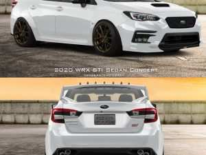 11 The Best 2020 Subaru Sti Concept Performance and New Engine