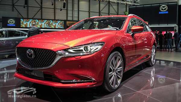 11 The Best Xe Mazda 6 2020 Exterior